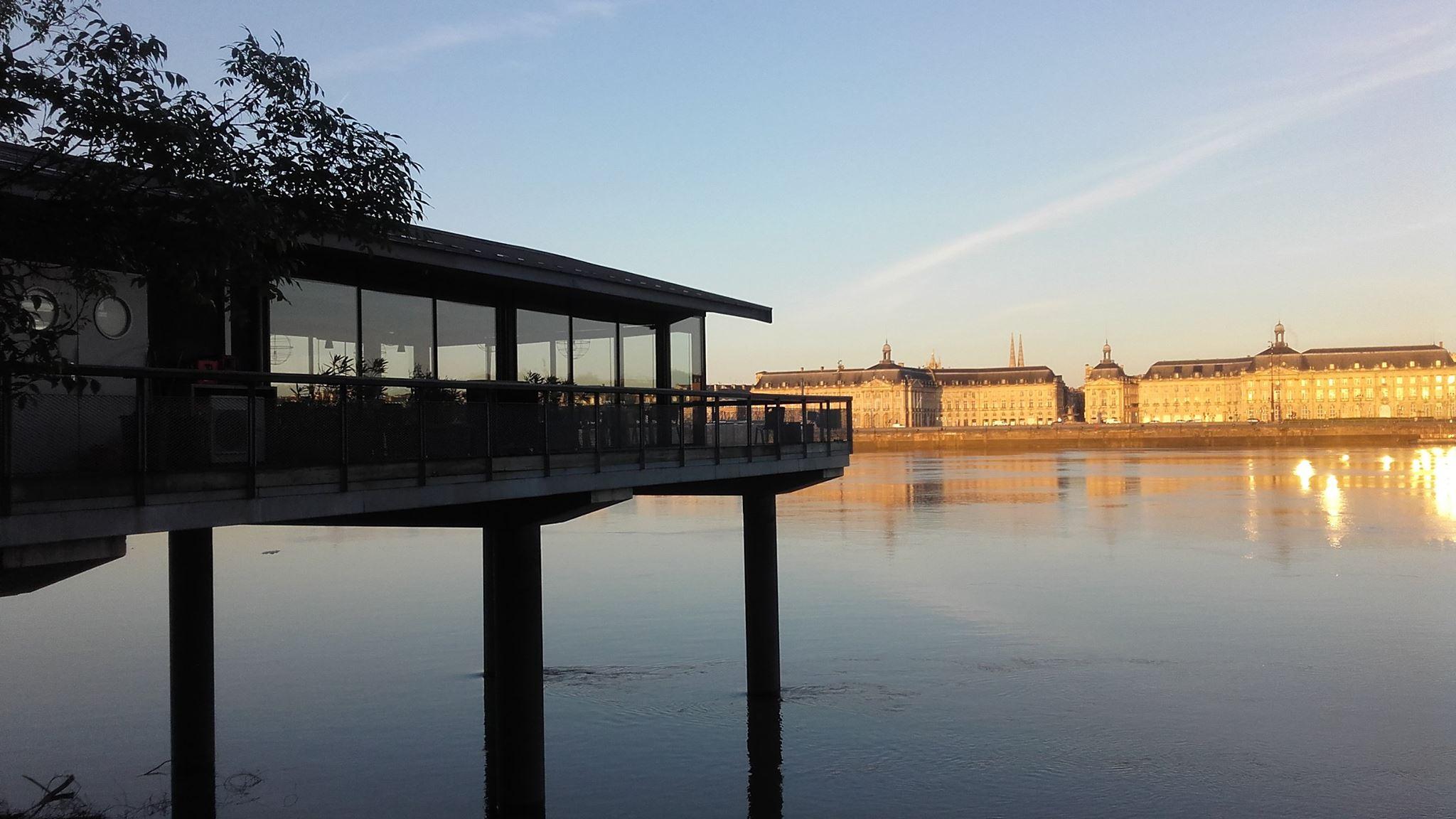 Rénovation Terrasse Restaurant en bord de Garonne – L'Estacade