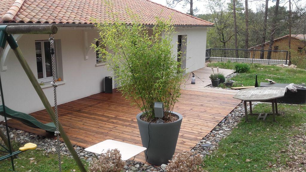 Rénovation terrasse – Périgueux