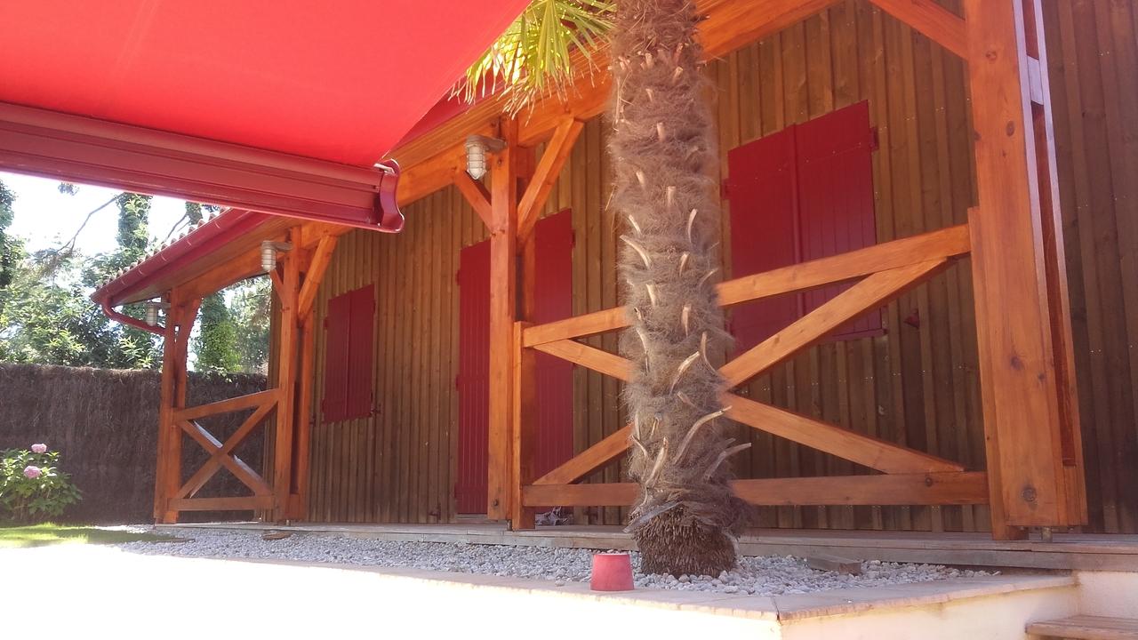 Entretien rénovation Terrasse et Bardage Bois – Maison Le Cap Ferret