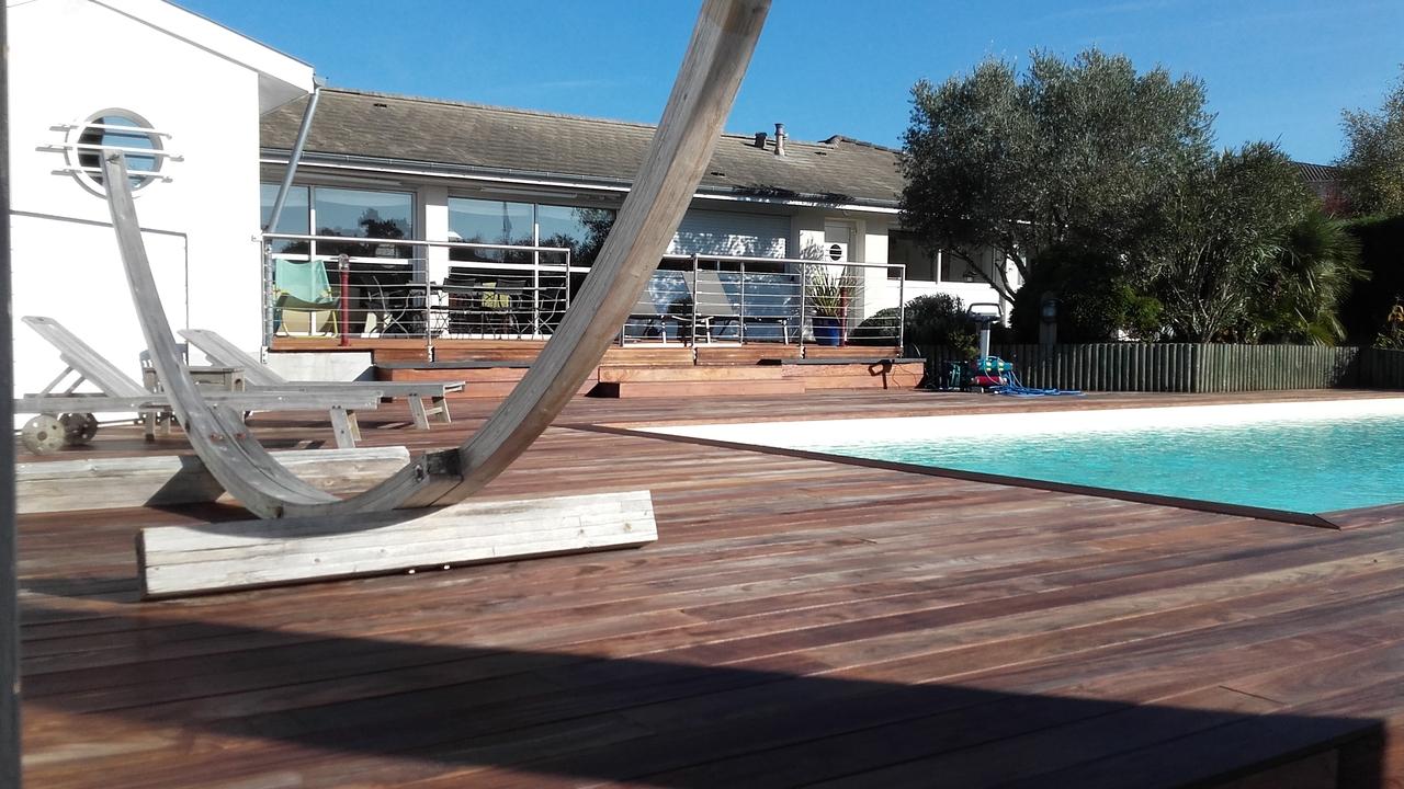 Nettoyage Terrasse – Bouliac